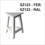 Barová židle řady sz123