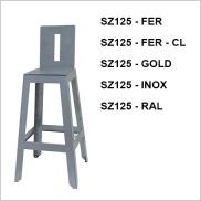 Barová židle řady sz125
