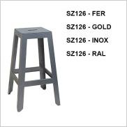 Barová židle řady sz126