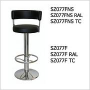 Barová židle řady SZ077F