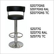 Barová židle řady SZ077G