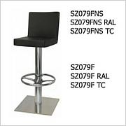 Barová židle řady SZ079F