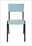 Židle FRA-9385-azzurra