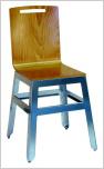 Židle sd054-inox-cl