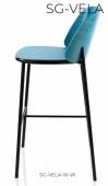 Židle SG-VELA-W-W
