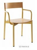 Židle SD-NAVIA-B